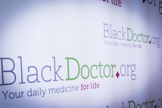 Black Doctor Logo. Org  (142 of 145)