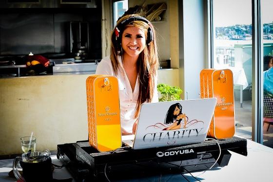Fizz DJ Charity