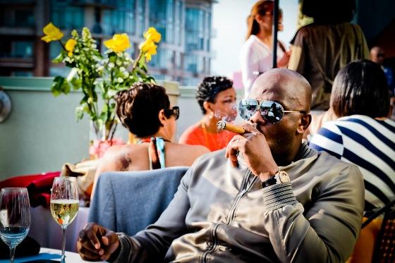 Fizz Great cigar shot
