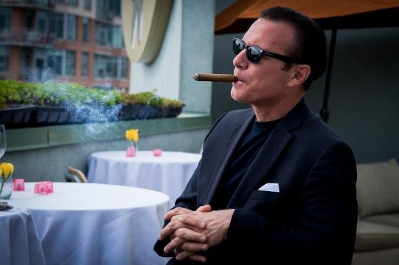 Fizz man cigar