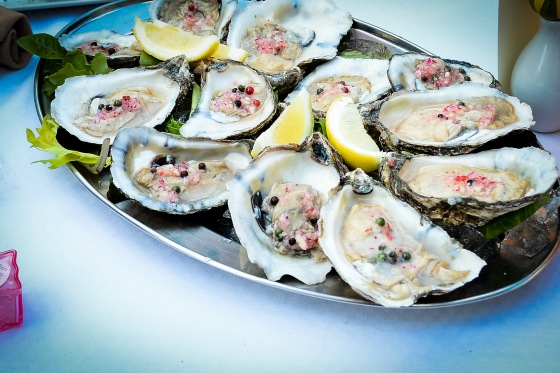 Fizz Oysters