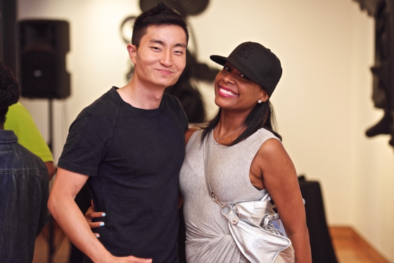 MM me and Jae Jin