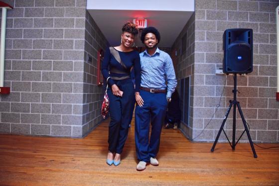 MM Stylish couple