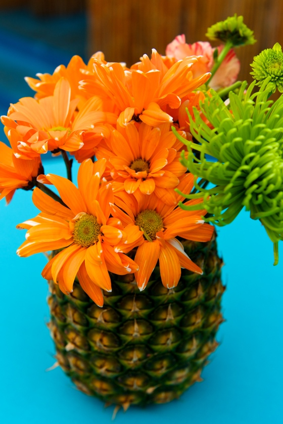 Pineapple vases